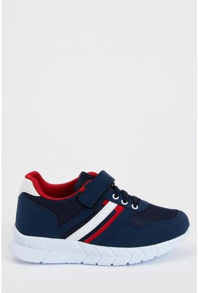 Defacto Erkek Çocuk Cırtcırtlı Spor Ayakkabı