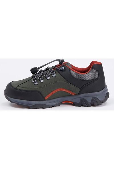 Defacto Erkek Çocuk Trekking Ayakkabı