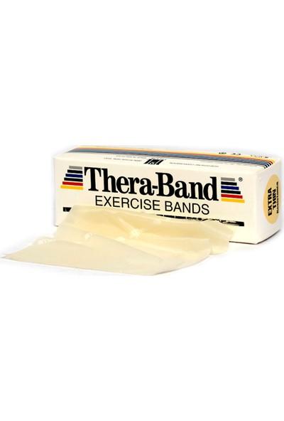 TheraBand Egzersiz / Pilates Bandı 5.5 Metre Ten Rengi