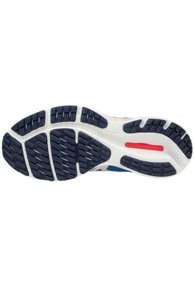 Mizuno Wave Rider 24 Kadın Koşu Ayakkabısı Mavi
