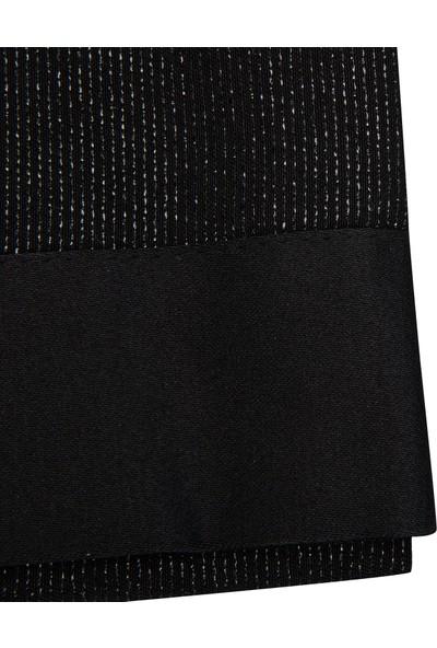 Karaca Seher Runner 40X150 cm Siyah