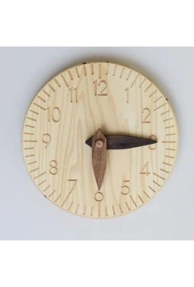 Oyuncakhouse Natural Oyuncak Saat