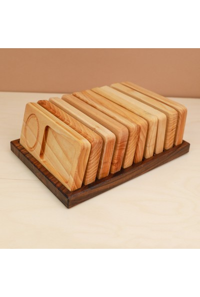 Oyuncakhouse Natural Rakam Tabla
