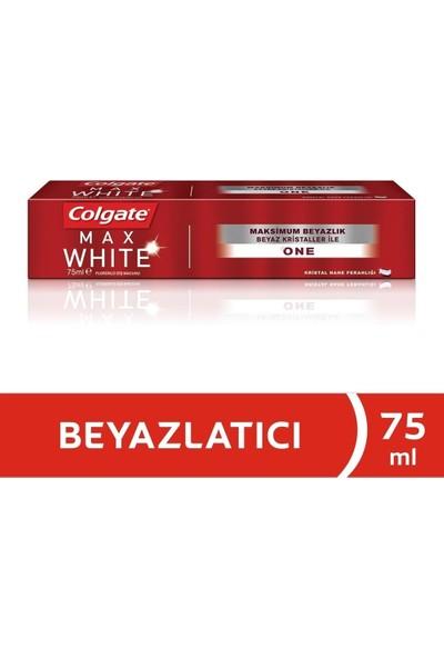 Colgate Max White One Beyazlatıcı Diş Macunu 6 x 75 ml