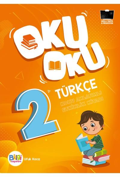 Oku Oku Türkçe 2 Konu Anlatımlı Etkinlik Kitabı