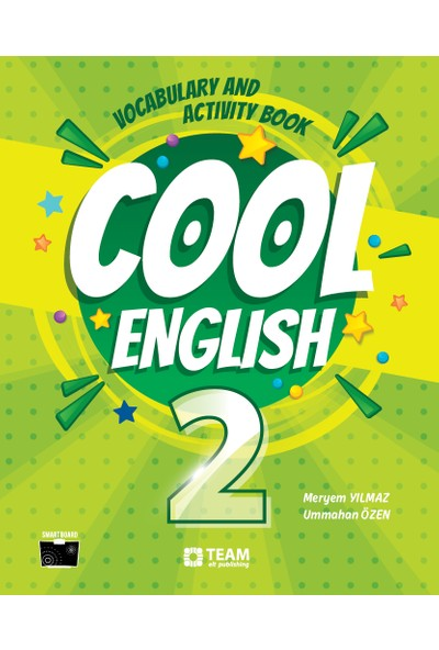 Cool English 2 Vocabulary and Activity Book