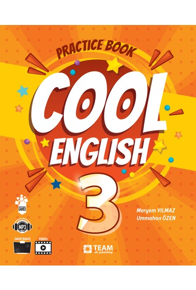 Cool English 3 Practice Book