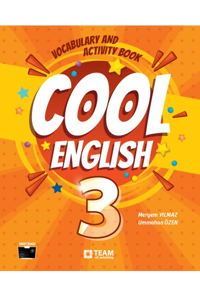 Cool English 3 Vocabulary and Activity Book