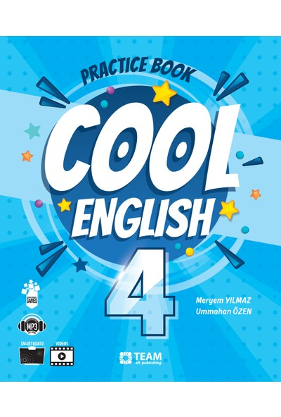 Cool English 4 Practice Book