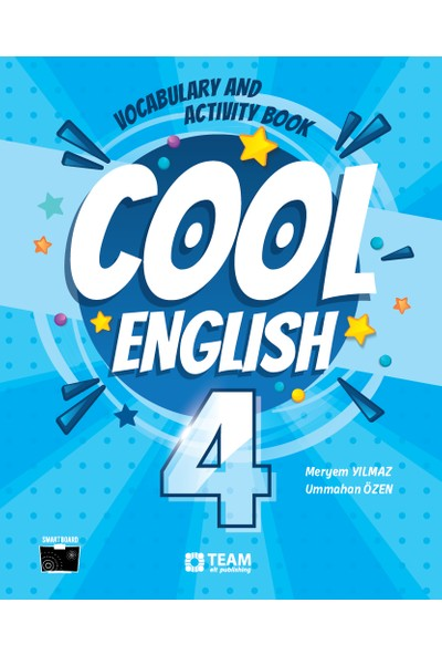 Cool English 4 Vocabulary and Activity Book