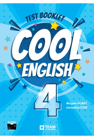 Cool English 4 Test Booklet