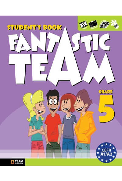 Fantastic Team Grade 5 Student's Book