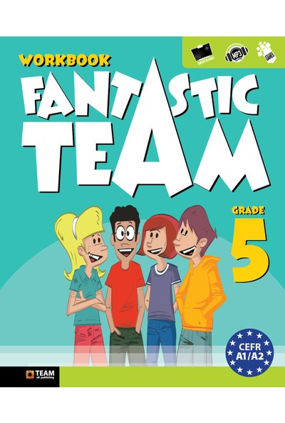 Fantastic Team Grade 5 Workbook