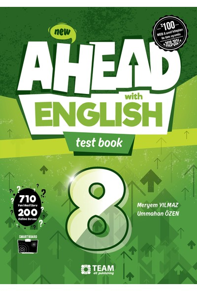 Ahead with English 8 Test Book