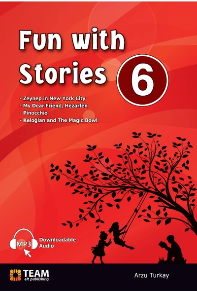 Fun with Stories Level 6