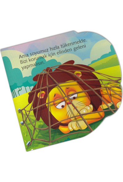 İlk Kitaplarım 0-3 yaş- Hayvanlar 6 Kitap