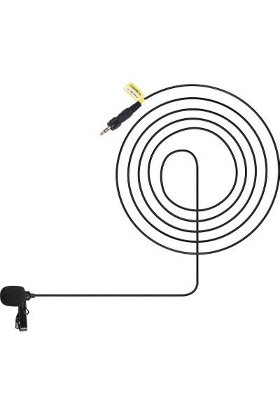 Comica Cvm-M-O2 Sony Kablosuz Mikrofonlar İçin 3.5 mm (Yurt Dışından)
