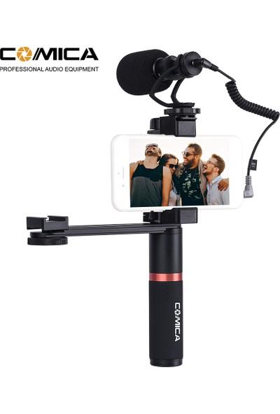 Comica CVM-VM10-K4 Kardioid Yönlü Video Mikrofon ile (Yurt Dışından)