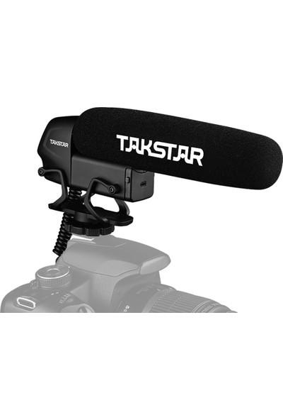 Takstar SGC-600 Kamera Üzerinde Kondenser Röportaj (Yurt Dışından)