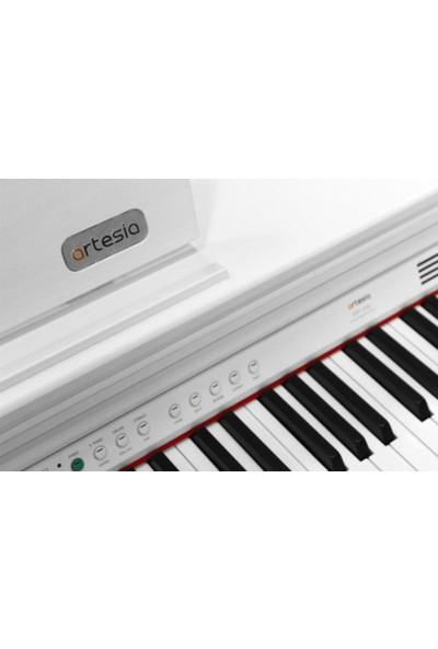 Artesia DP-10E Beyaz Dijital Piyano + Tabure Kulaklık