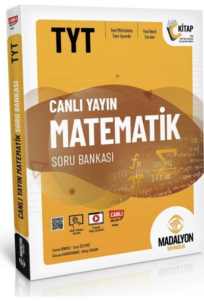 Madalyon TYT Matematik Soru Bankası