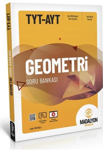 Madalyon TYT-AYT Geometri Soru Bankası