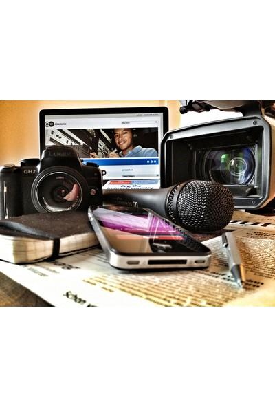 Radyo ve Televizyon Eğitimi (Uluslararası Geçerli Sertifikalı)