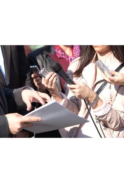 Gazetecilik Eğitimi (Uluslararası Geçerli Sertifikalı)