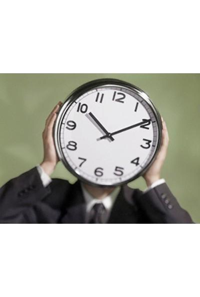 Zaman Stres Yönetimi Eğitimi (Uluslararası Geçerli Sertifikalı)