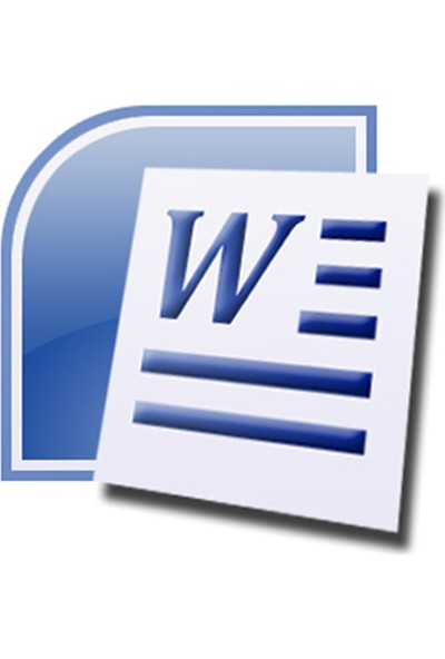 Microsoft Office Word Eğitimi (Uluslararası Geçerli Sertifikalı)