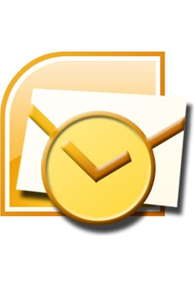 Microsoft Office Outlook Eğitimi (Uluslararası Geçerli Sertifikalı)