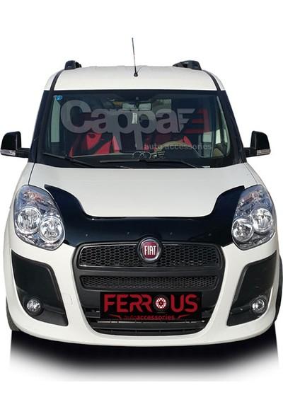 Cappafe Fiat Doblo Ön Kaput Koruyucu 2011 2015 Modeller