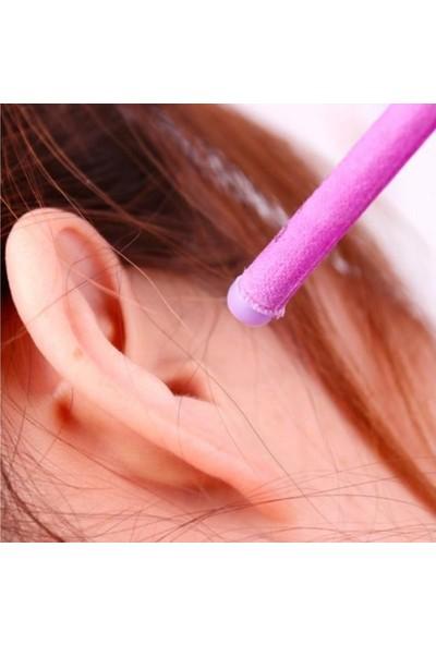 Buffer Evde Doğal Aromaterapi Kulak Içi Buşon Dış Kulak Bakım Aracı Kiri Temizleme Mumu Balmumu Wax 2li
