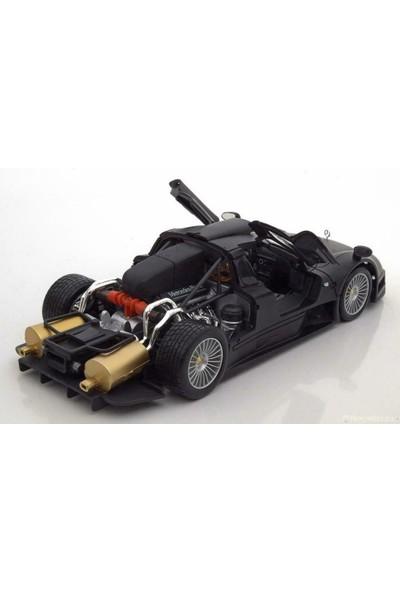 Maisto Mercedes Clk Gtr Street Version 1:18 Siyah Model Araba