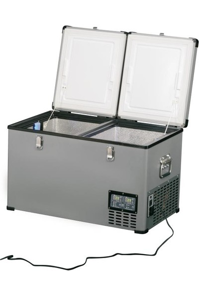 Indel-B TB65 Dd Çelik Oto Buzdolabı Travel Box 60 lt
