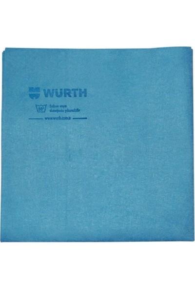 Würth Activ Clean Temizleme Köpüğü 500 ml + Güderi Bez Mavi 130GR