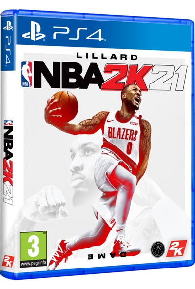 NBA 2K21 PS4 Oyun