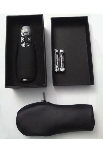 Fornorm R400 Sunum Kumandası + Taşıma Kılıf