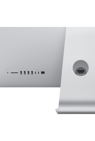 """Apple iMac Intel Core i7 8GB 512GB SSD macOS Catalina 27"""" FHD All-in-One Bilgisayar MXWV2TU/A"""