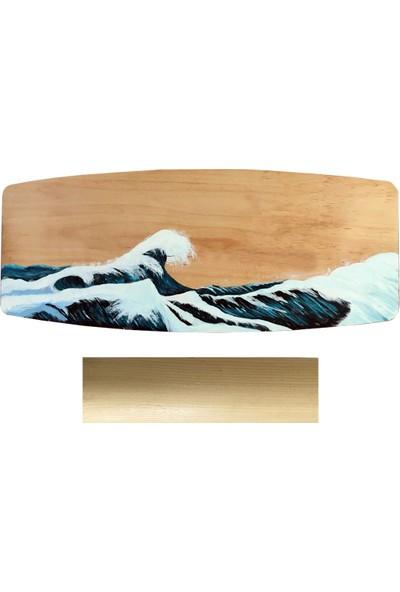 Woodie Denge Tahtası Wave - Balance Board