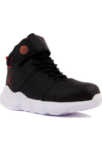Cool 19-K31 Erkek Çocuk Siyah Basketbol Spor Ayakkabı