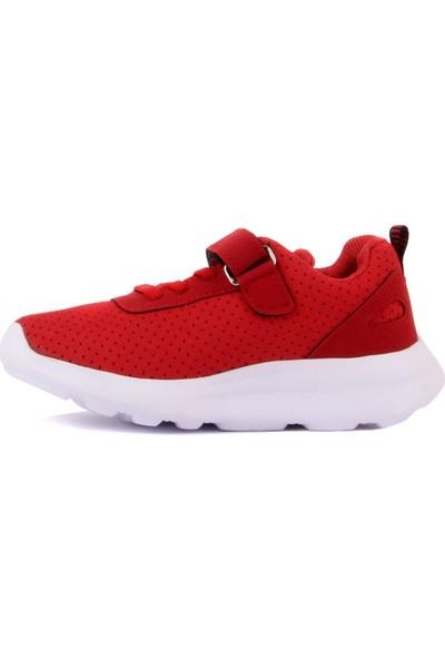 Cool 20-S20 Kırmızı Erkek-Kız Çocuk Fileli Günlük Spor Ayakkabı