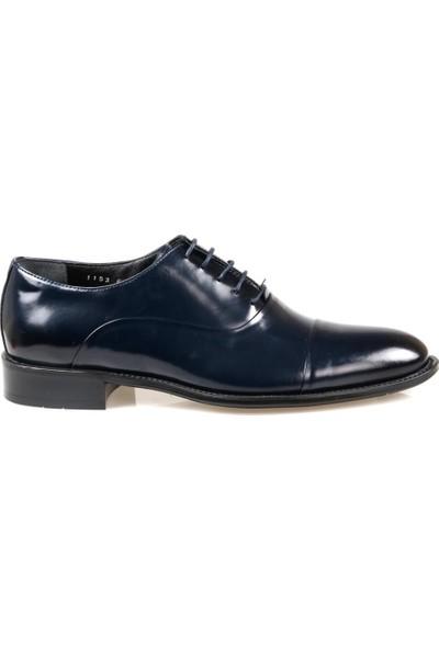 Cosmo Polis Erkek Lacivert Klasik Rugan Ayakkabı