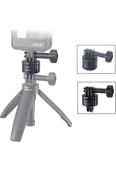 Ulanzi Gp-4 Aksiyon Kamera Hızlı Bağlantı Aparatı