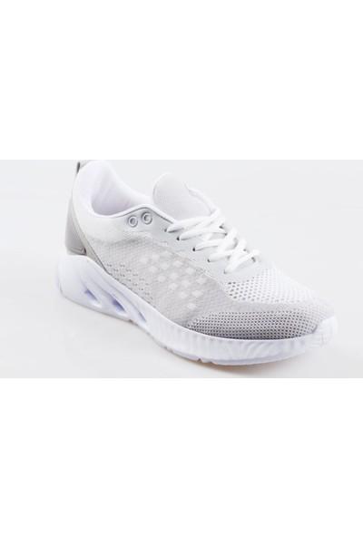 Ryt Senjoy Memory Foam Taban Gri Erkek Günlük Spor Ayakkabı