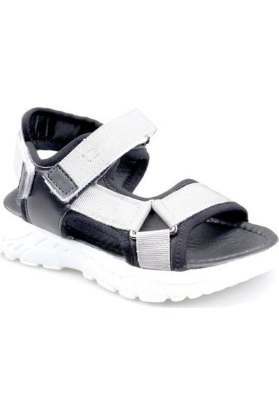 Vetta Siyah Erkek Çocuk Günlük Sandalet