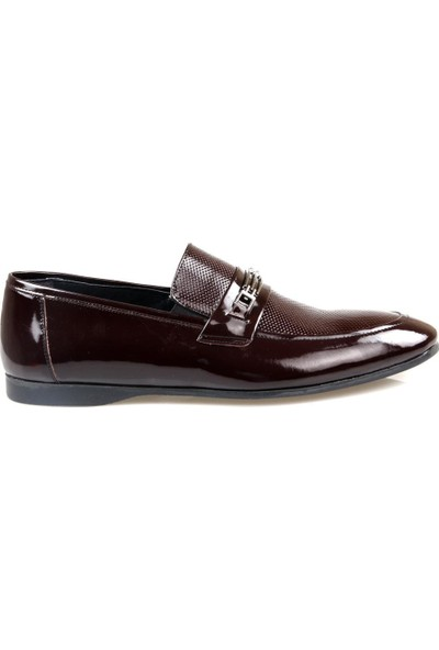 Fabiano Erkek Kahverengi Günlük Ayakkabı