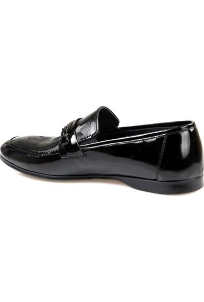 Fabiano Erkek Siyah Günlük Ayakkabı