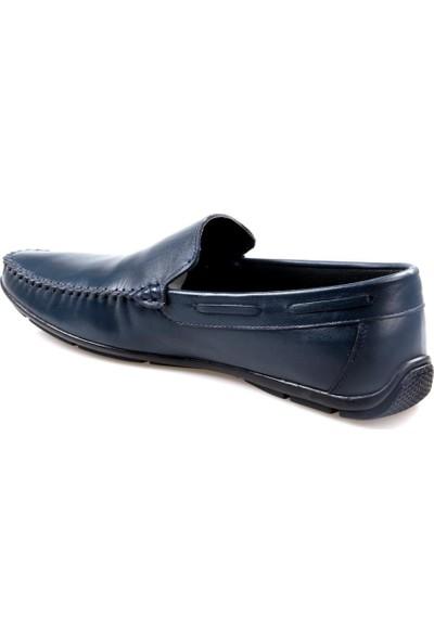 Fabiano Erkek Tımbırlent Deri Günlük Ayakkabı