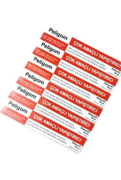 Peligom 90 gr Çok Amaçlı Sıvı Yapıştırıcı 12'li